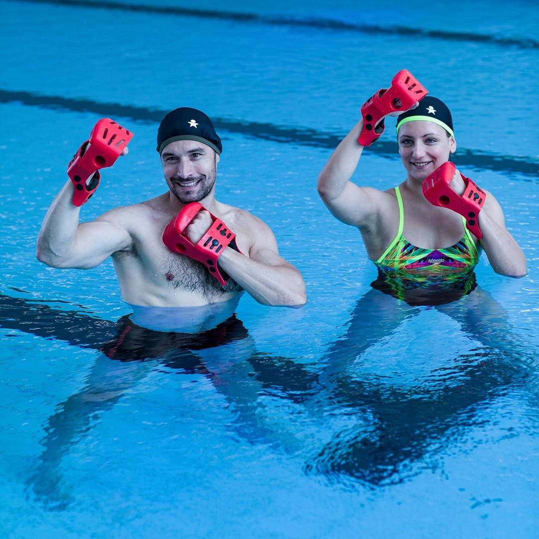 Aquabike  sport aquasport  mouvement bouger forme se défouler se défier