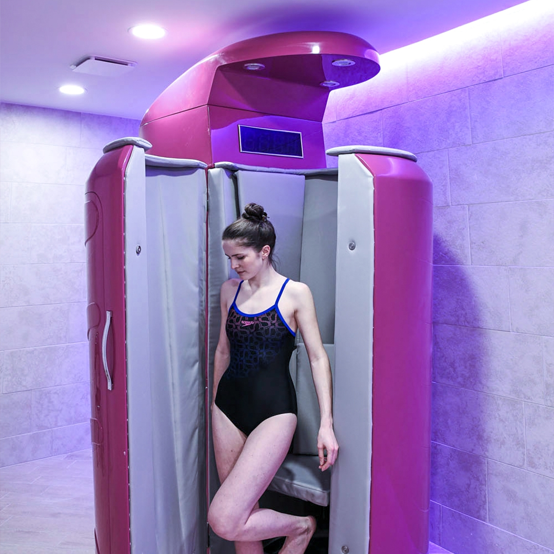 Cryotherapy Seance 1 minute 30
