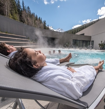 Journée cocooning aquamotion courchevel spa & balnéo relaxation facial treatment massage